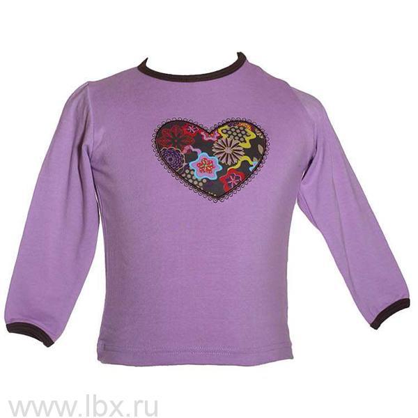 Джемпер для девочки Jasmina Me Too (Ми Ту) фиолетовый- увеличить фото