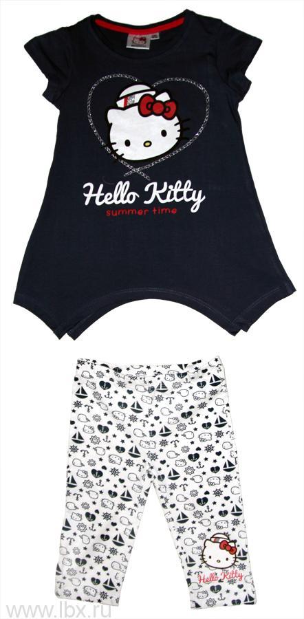 Комплект для девочки Hello Kitty TVMania (ТВМания)