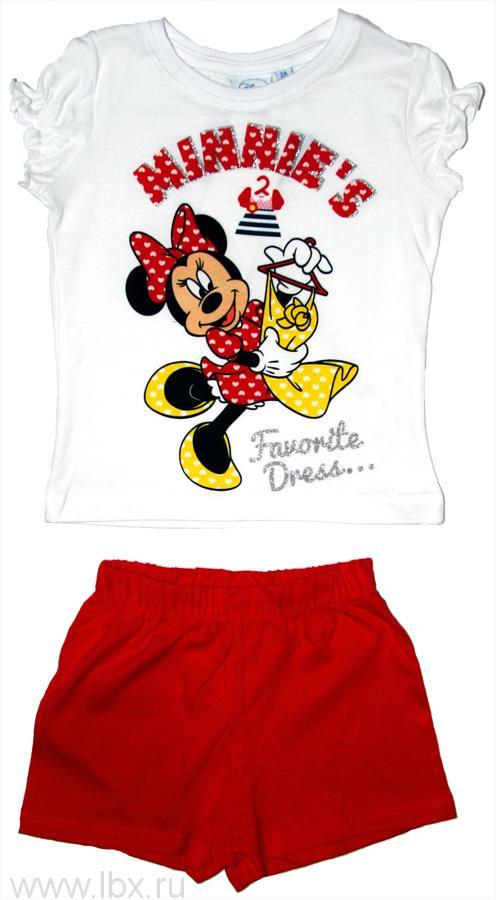 Пижама для девочки Disney TVMania (ТВМания)- увеличить фото