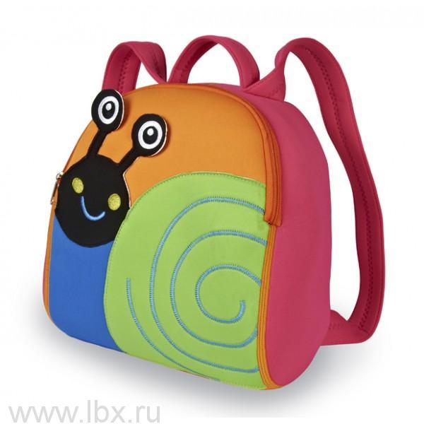 Рюкзак детский `Улитка` Oops (Упс)- увеличить фото