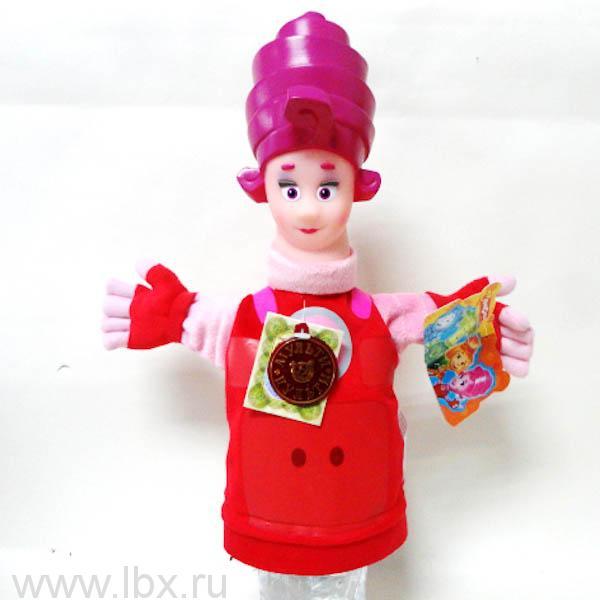 Кукла на руку Мася, Фиксики