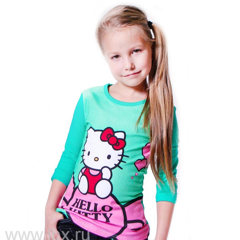 Джемпер для девочки Hello Kitty, ТД Эльдорадо