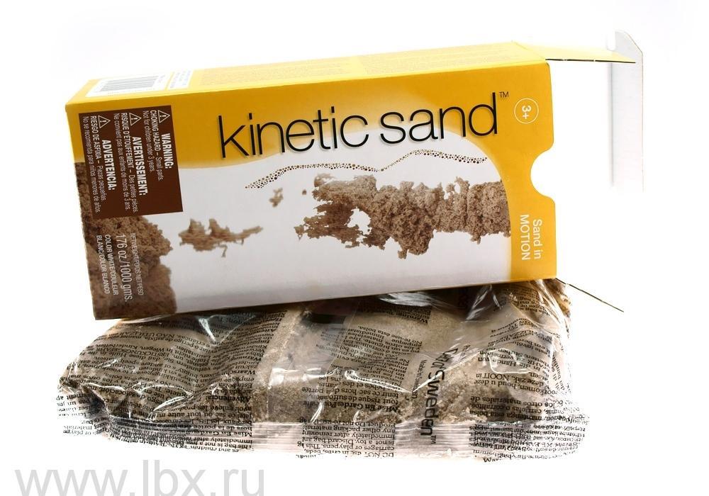Песок Kinetic Sand (1 килограмм), Waba Fun (Ваба фан)