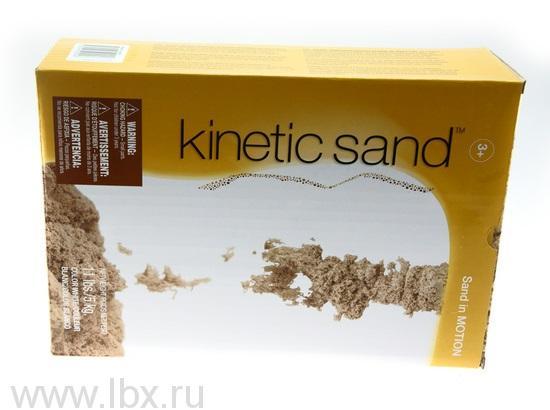 Песок Kinetic Sand (5 килограмм), Waba Fun (Ваба фан)
