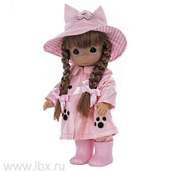 Кукла `Дождь и солнце. Котенок` 30см, Precious Moments(Драгоценные Моменты)