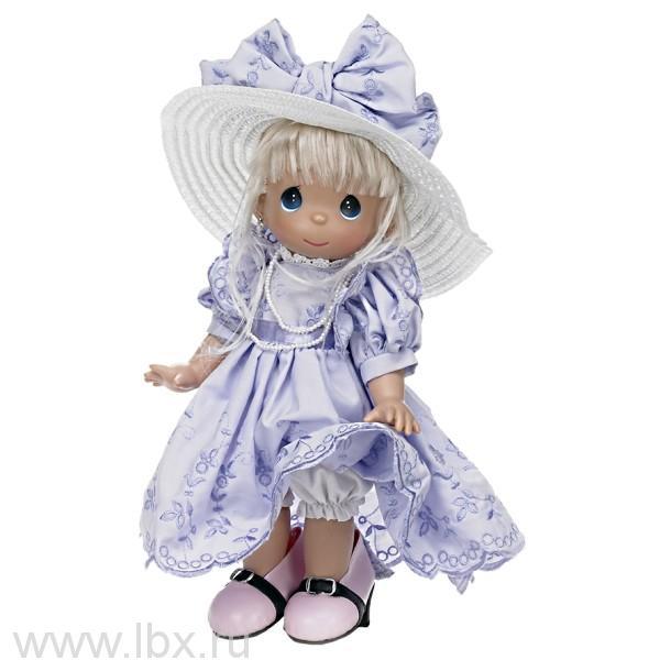 Кукла `В туфлях мамы` 30см, Precious Moments(Драгоценные Моменты)