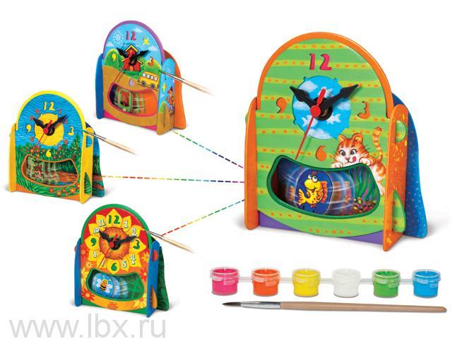 Научный опыт 37206 `Часы с маятником` с красками Amazing Toys (Эмейзин Тойс)