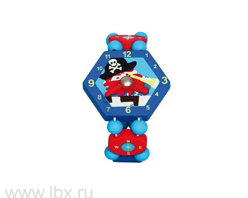Часы `Пират`, синие, Bino (Бино)