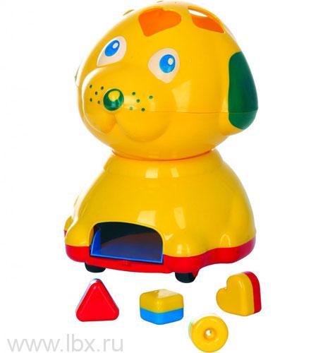Коробка-паззл `Собака` - 6 частей, Gowi (Джови)