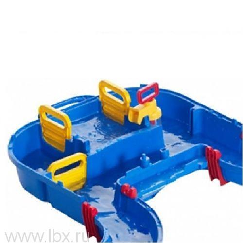 Запирающие ворота для больших шлюзов, Aquaplay (Акваплей)