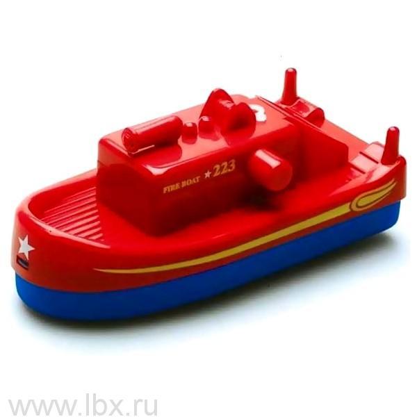 Пожарный катер Aquaplay (Акваплей)