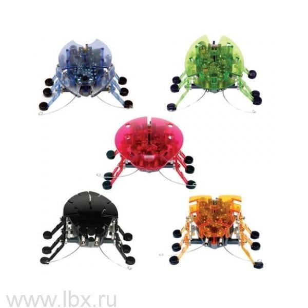 Микро-робот Жук, Hexbug (Хексбаг)
