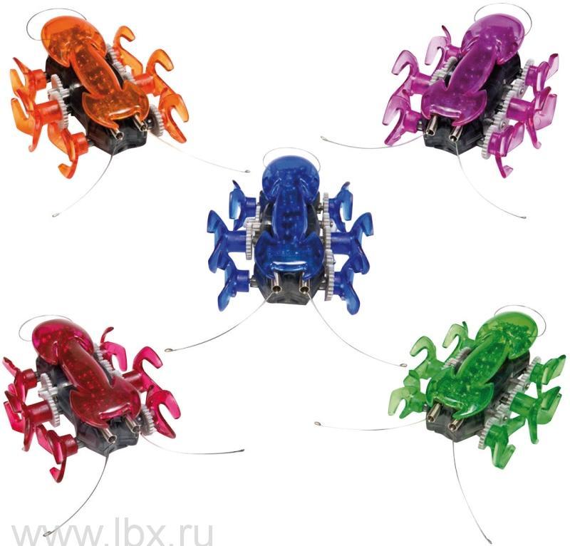 Микро-робот Муравей, Hexbug (Хексбаг)