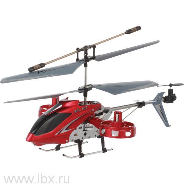 Вертолет SPL 163 на радиоуправлении, SPL-Technik (СПЛ-Техник)