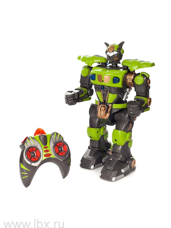 Робот-воин `Стратбот` зеленый ВВ-Тойз (VV-Toys)