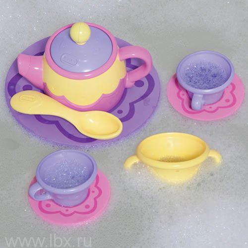 Игрушка для ванной Чайный набор, Little Tikes (Литл Тайкс)