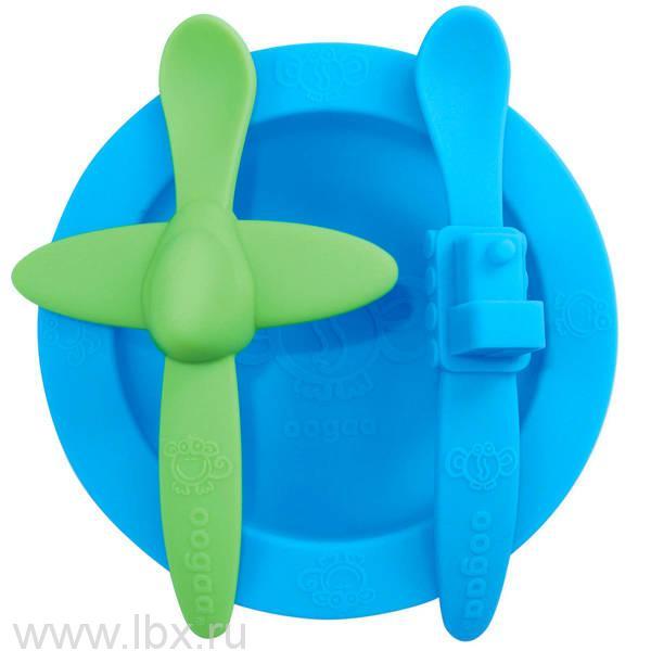 Набор силиконовой посуды Simba (Симба)