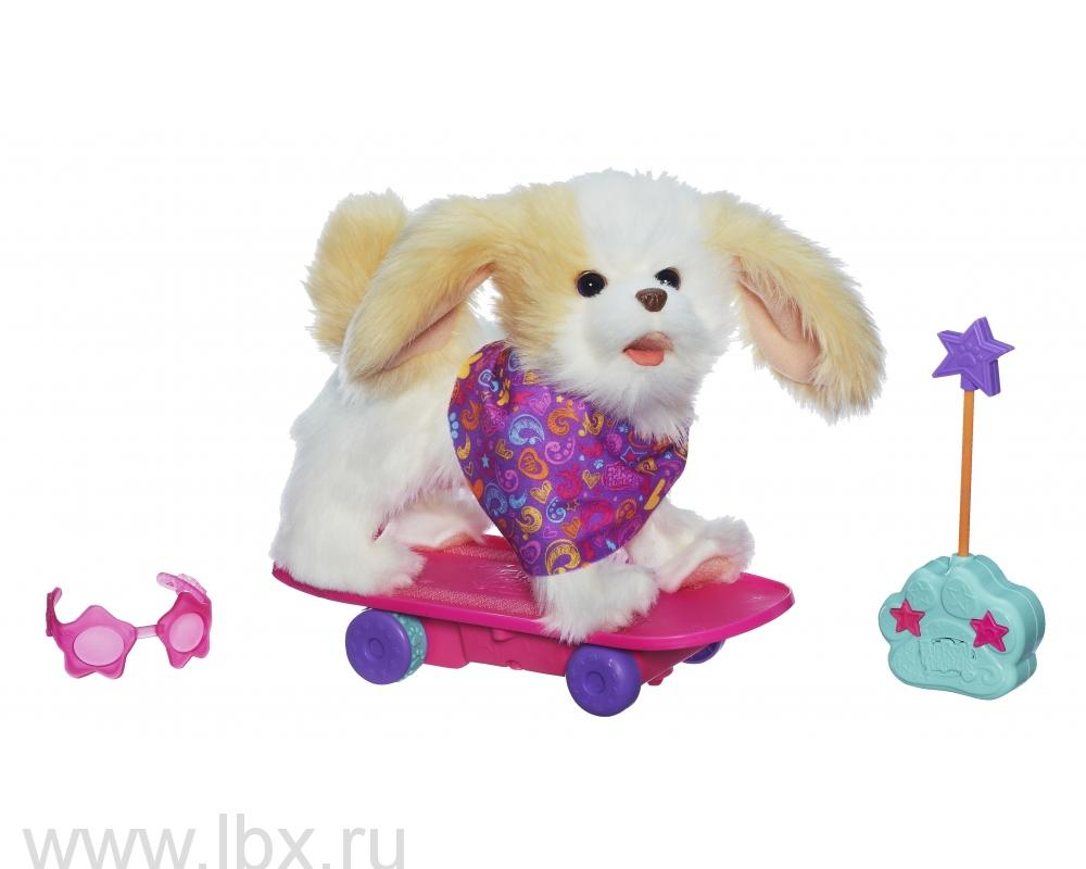 Трикси на скейтборде Hasbro (Хасбро) Fur Real Friends
