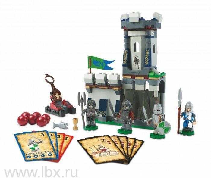 Конструктор Игровой Набор Крепостная башня KRE-O Hasbro (Хасбро) Games