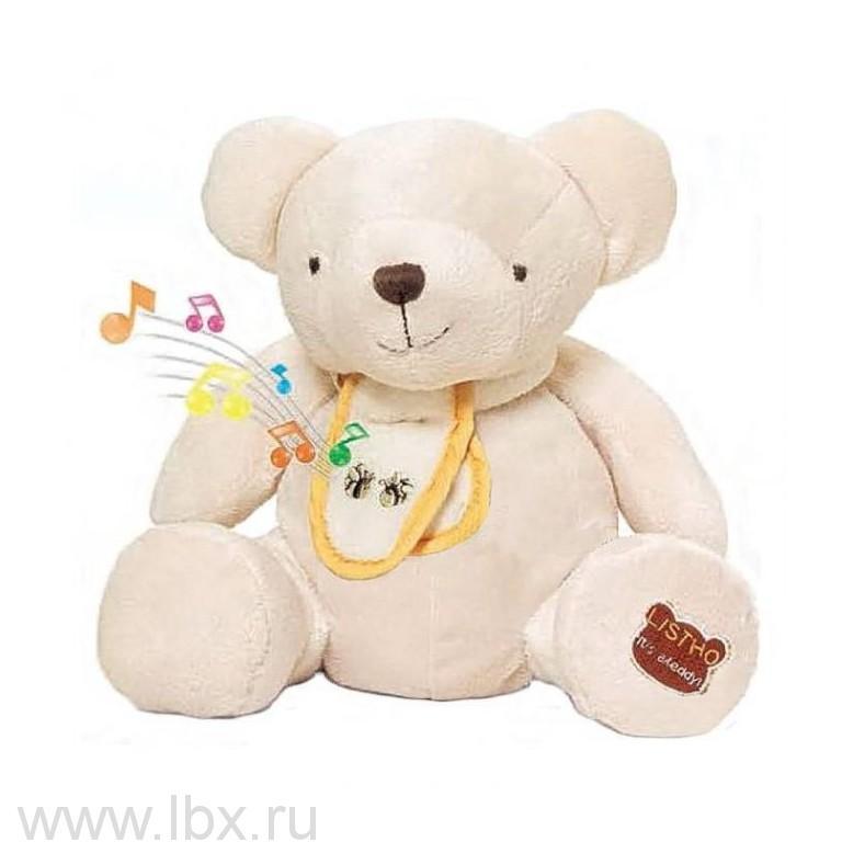 Мягкая игрушка Мишка, Molto (Молто)