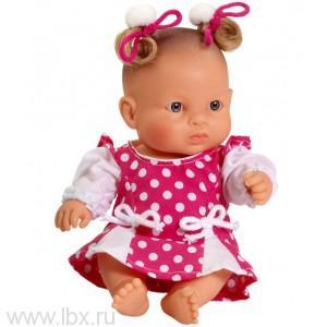 Кукла-пупс Яна, 22см зимняя одеждаPaola Reina (Паола Рейна)