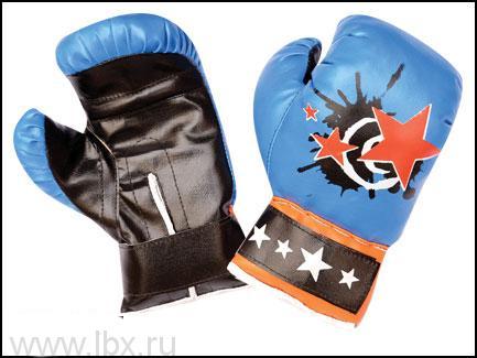 Боксерские перчатки `Я - первый!`, Kribly Boo (Крибли Бу)