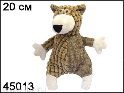 Мягкая игрушка `Веселый медведь` 20см Daisy (Дейси)
