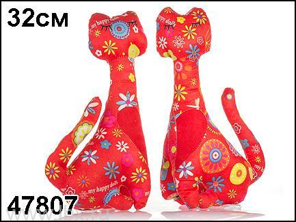 Мягая игрушка `Кошки` 32см Daisy (Дейси)