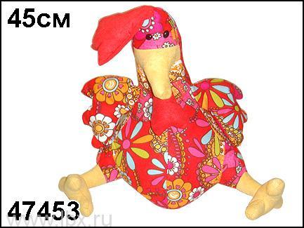 Мягая игрушка `Курица` 45см Daisy (Дейси)