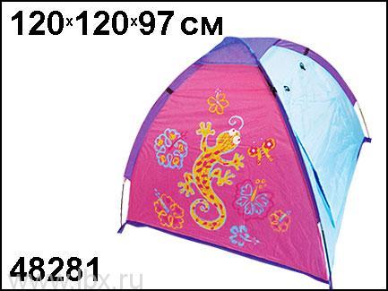 Игровая палатка `Тропики`, Премьер Игрушка