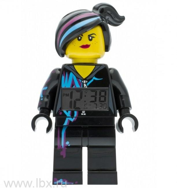 Будильник минифигура Lucy, Lego Movie (Лего Фильм)