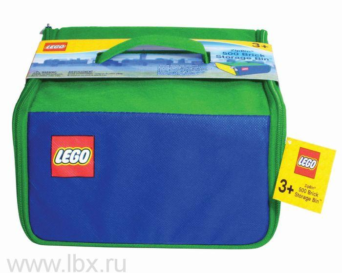 Игровой коврик-коробка Lego (Лего)
