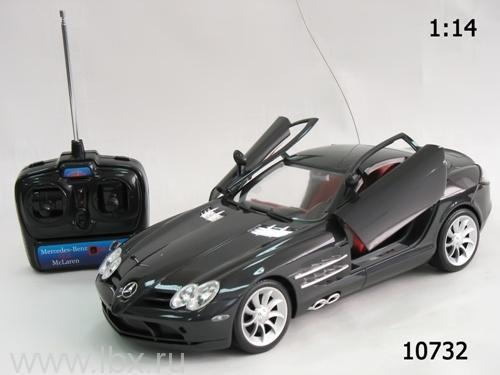 Машинка Mercedes-Benz SLR Mclaren, Top cruiser (Топ крузер)