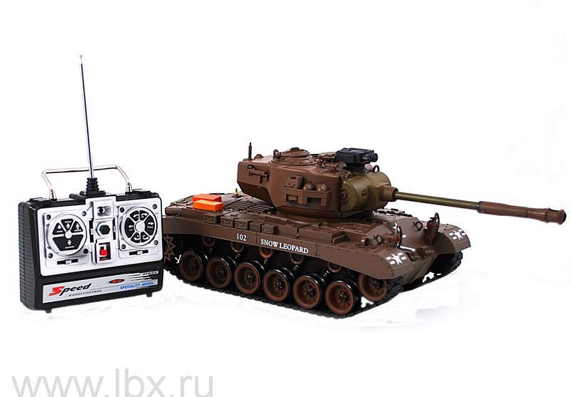 Танк Snow Leopard, Eztec (Эстек)