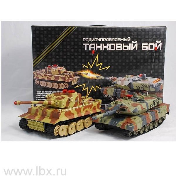 Танковый бой (37 см), Eztec (Эстек)