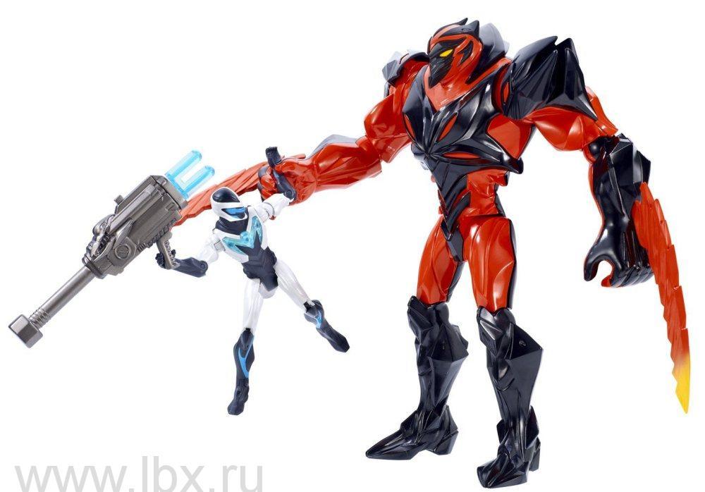 Набор Битва Max Steel, Mattel (Маттел)