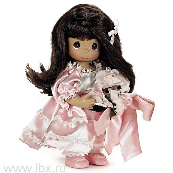 Кукла `Само очарование` брюнетка 30см, Precious Moments (Драгоценные Моменты)