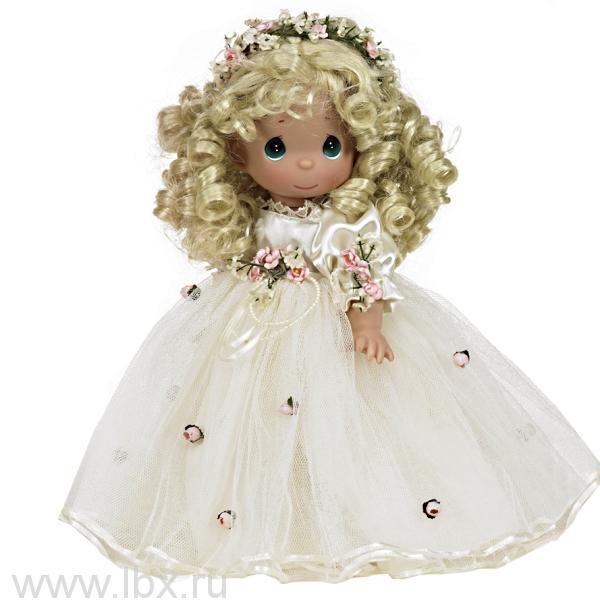 Кукла `Само совершенство` блондинка 30см, Precious Moments (Драгоценные Моменты)