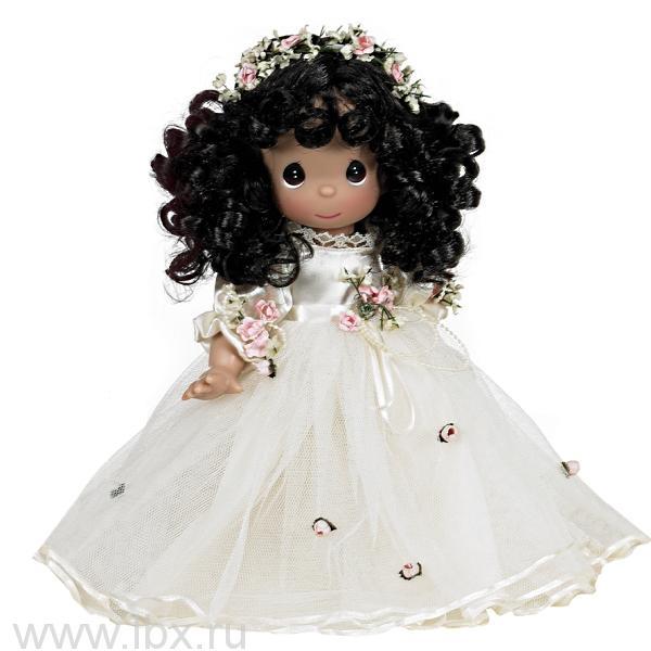 Кукла `Само совершенство` брюнетка 30см, Precious Moments (Драгоценные Моменты)