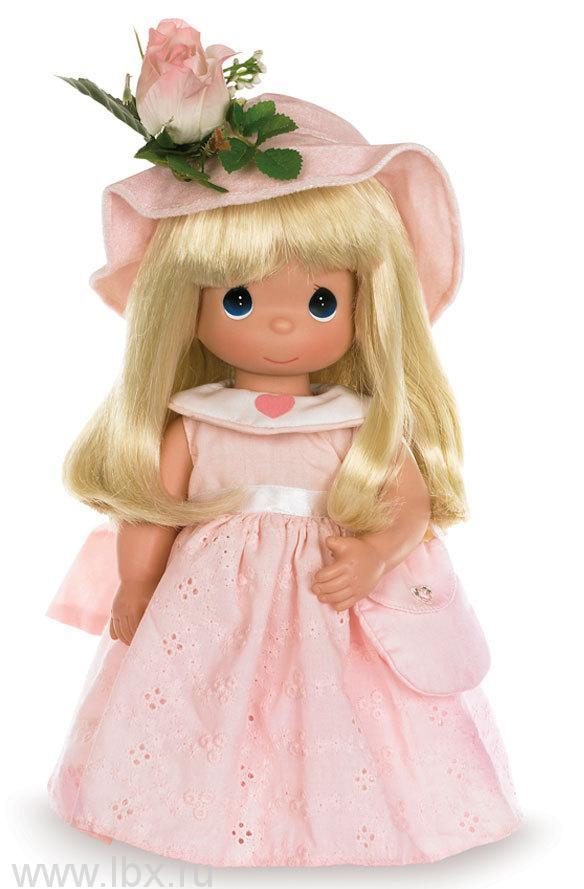 Кукла `Цветок дружбы` 30см, Precious Moments (Драгоценные Моменты)