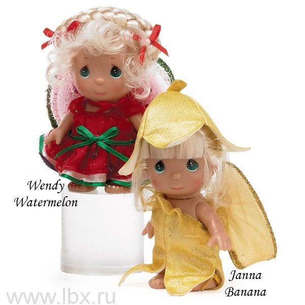 Кукла Волшебный арбуз (Wendy Watermelon) 13см, Precious Moments (Драгоценные Моменты)
