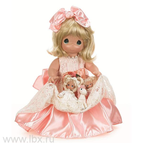 Кукла с любимцами 40см, Precious Moments (Драгоценные Моменты)