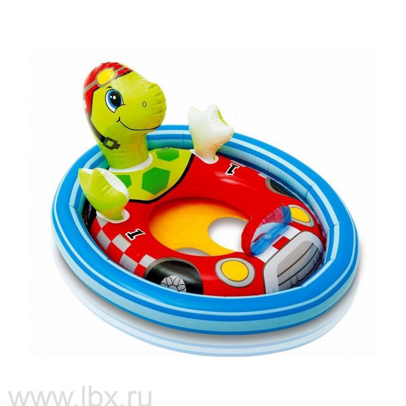 Детский круг для плавания Черепаха Intex (Интекс)