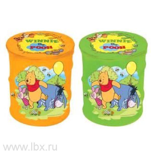 Корзина для игрушек `Играем Вместе` Disney `Винни`