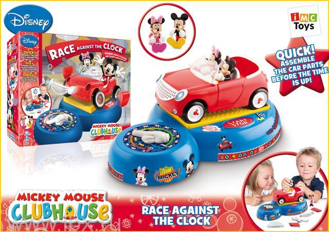 Гонка на время Mickey Mouse IMC TOYS (Ай Эм Си Тойс)