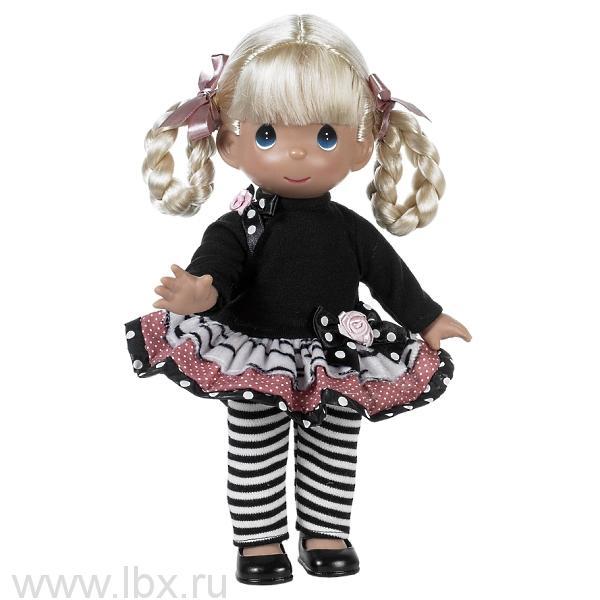 Кукла `Без ума от моды` 30см, Precious Moments (Драгоценные Моменты)