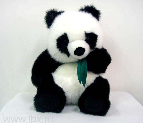 Мягкая игрушка Панда, Hansa (Ханса)