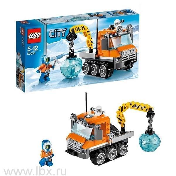 Арктический вездеход Lego City (Лего Город)