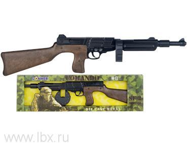 Штурмовая винтовка на 8 пистонов Gonher (Гонхер)