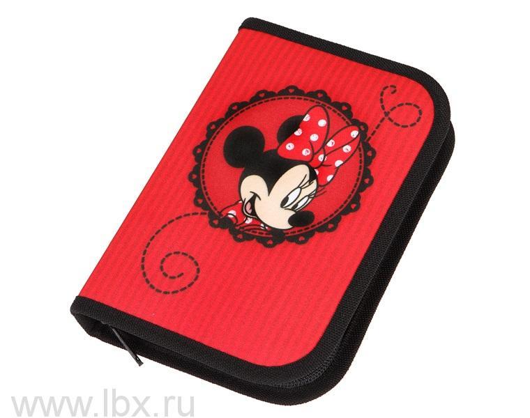 Пенал с ассортиментом Minnie Mouse, 30 позиций Undercover Scooli (Скули)